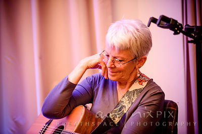 Caroline Blundell live at the False Bay Music Association
