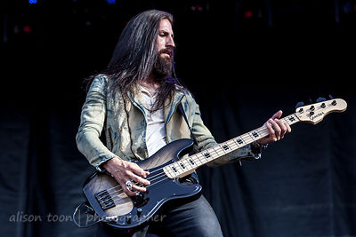 Matt DiRito, bass, Pop Evil