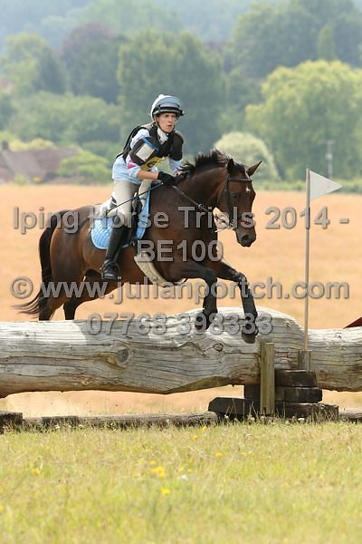 Iping Horse Trials 2014 - BE100 (11.50 to 13.15) photos