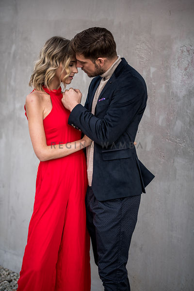Paige & Evan: Contemporary photos