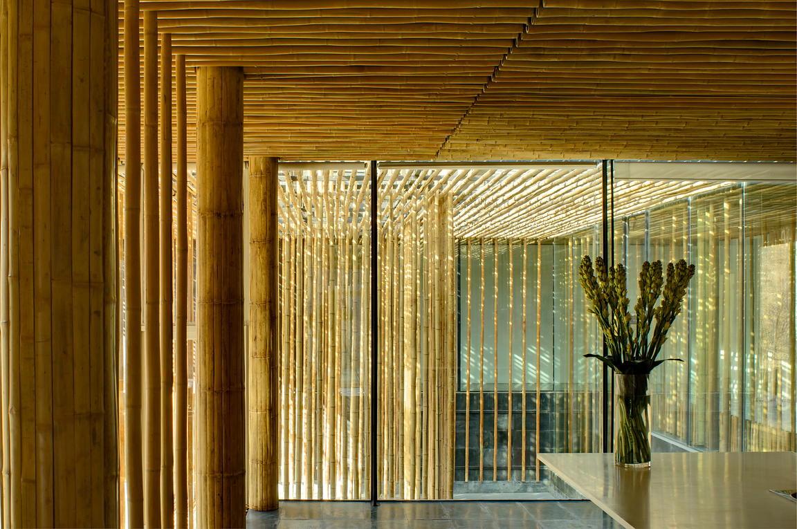 Дизайн интерьера бамбук портфолио