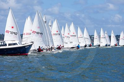 Laser Masters Autumn Qualifier,  Parkstone, Sep 16 photos