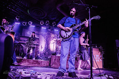 SACRAMENTO, CA - MARCH 20: Rebelution, performing at the Ace of Spades, Sacramento CA, on March 20th 2013.