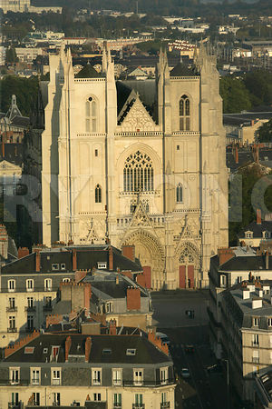 PHOTO: CATHEDRALE DE NANTES