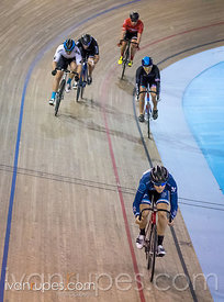 Men Keirin 7-12 Final, 2017/2018 Track Ontario Cup #2, Mattamy National Cycling Centre, Milton On, January 14, 2018