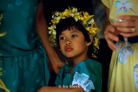 Little girl, Hawaii