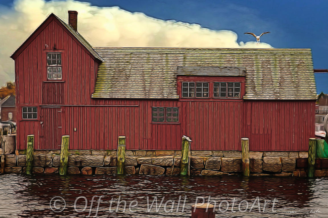 Motiff - Bearkskin neck, Rockport, MA