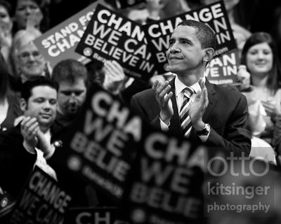 Barack Obama - Stand for Change Rally