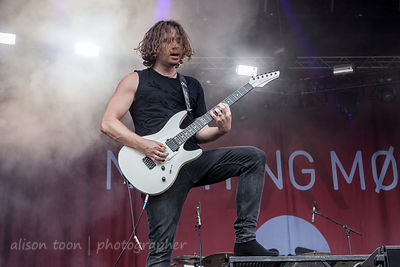 Mark Vollelunga,, guitar, Nothing More