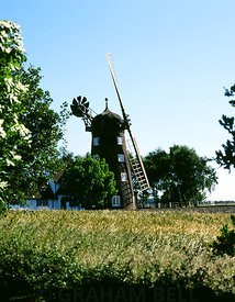 Windmill, Shepshed, Leicestershire, England.
