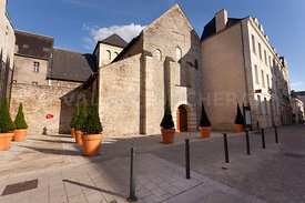 Photo de la collegiale saint martin