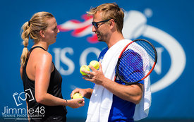 US Open 2017, New York City, United States - 26 Aug 2017