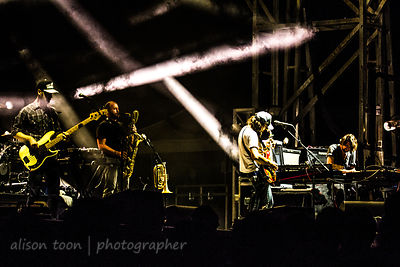 The War on Drugs, TBD Fest, 2014