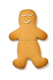 Happy Gingerbread man