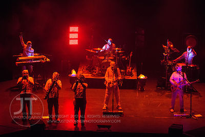 Here Come The Mummies, Englert Theater, August 18th, 2012