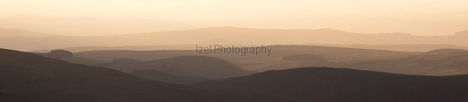 Cheviot Hills - Landscape Photography