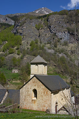 Gavarnie, church of Notre Dame du Bon Port