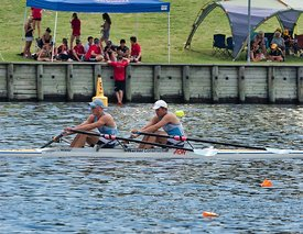 Taken during the Cambridge Town Cup and NI Championships 2018, Lake Karapiro, Cambridge, New Zealand; ©  Rob Bristow; Frame  - Taken on: Friday - 26/01/2018-  at 13:49.29
