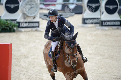 Maikel VAN DER VLEUTEN ,(NED), VDL GROEP ARERA C during Queen's Cup - Segura Viudas Trophy competition at CSIO5* Barcelona at Real Club de Polo, Barcelona - Spain
