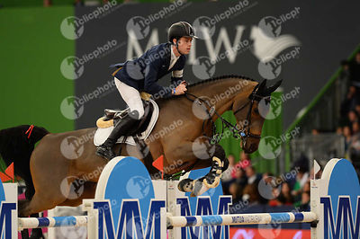 BRASH Scott, (GBR), Hello M'Lady  during CSI5-W_1,60_Longines World Cup Grand Prix competition at Madrid Horse Week at IFEMA, Madrid - Spain