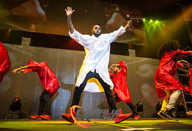 Jason Derulo Bournemouth International Centre UK