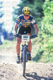 ALISON DUNLAP SARENTINO, ITALY. TISSOT MOUNTAIN BIKE WORLD CUP 2001