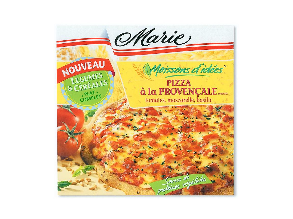 Packaging Pizza Marie