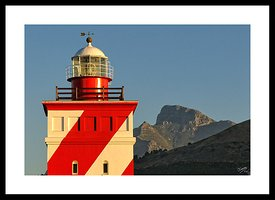 Green Point Lighthouse (1824)-Seapoint-Cape Town-South Africa