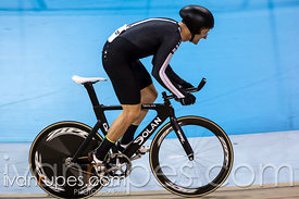Men Kilo Time Trial. Ontario Track Provincial Championships, March 4, 2016