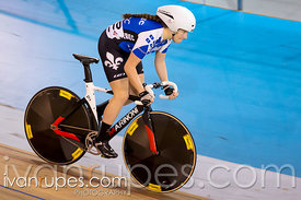 Junior Women 500m Time Trial. Canadian Track Championships (U17/Junior), April 3, 2016
