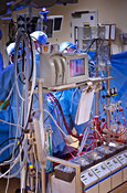 Heart/lung (Perfusion) machine
