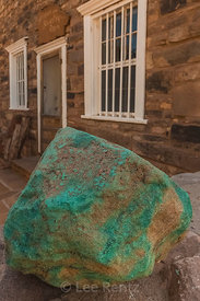 Rock Outside Hubbell Trading Post