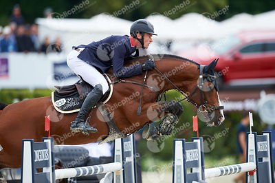 Whitaker William (GBR) and UTAMARO D'ECAUSSINES