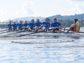 Taken during the World Masters Games - Rowing, Lake Karapiro, Cambridge, New Zealand; ©  Rob Bristow; Frame 477 - Taken on: Tuesday - 25/04/2017-  at 09:05.15