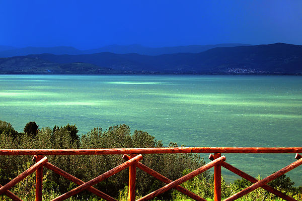 Trasimeno Lake (Umbria, Italy) photos