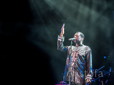 Youssou N'Dour - WOMAD 2014