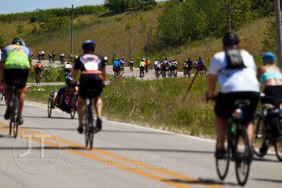 2012 RAGBRAI XL Photo Story