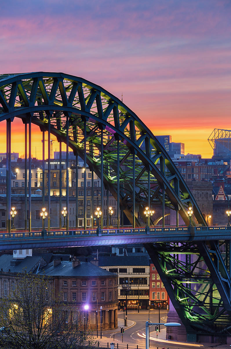 Newcastle Sunset (2)
