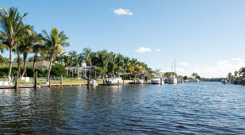 waterside properties at Vero Beach, Florida