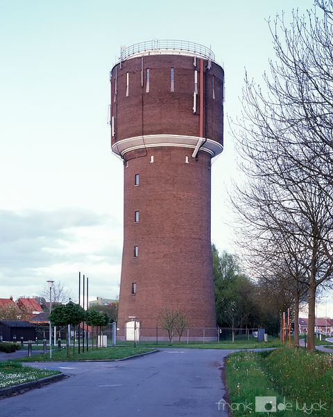 Watertower Lokeren I, No. 50