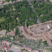 Province of Sevilla aerial photos