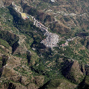 Istán aerial photos