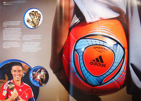 Marketing Highlights – FIFA Beach Soccer World Cup Ravenna/Italy 2011.0412 – Steven Paston.
