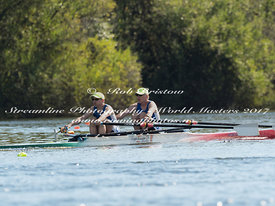 Taken during the World Masters Games - Rowing, Lake Karapiro, Cambridge, New Zealand; ©  Rob Bristow; Frame 3865 - Taken on: Monday - 24/04/2017-  at 13:54.54