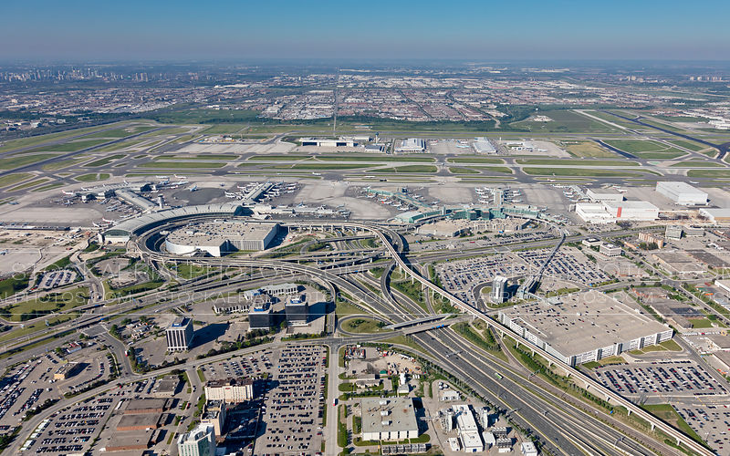 Toronto Pearson International Airport photos