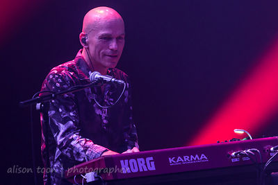 Mark Kelly, keyboards, Marillion