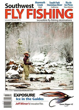 2014-Jan/Feb Southwest Fly Fishing Cover photos