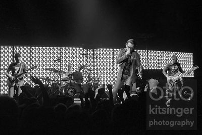 U2 / Elevation Tour / Boston
