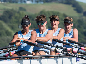 Taken during the National Championships 2018, Lake Karapiro, Cambridge, New Zealand; ©  Rob Bristow; Frame 0958 - Taken on: Friday - 16/02/2018-  at 09:00.57