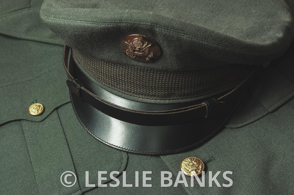 US Army Uniform from 1950s